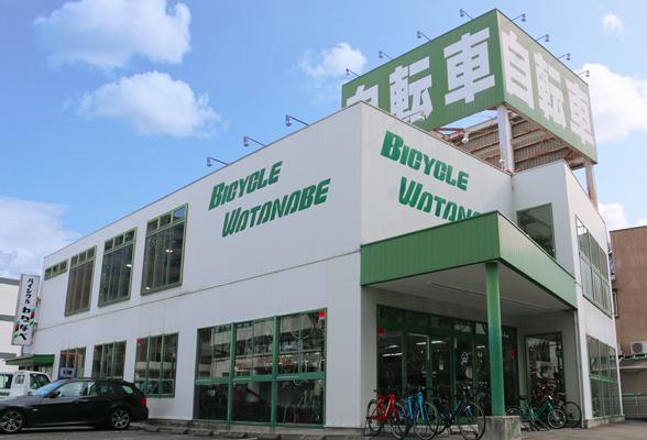 カネボウ通り店|バイシクルわたなべ公式ウェブサイト | 静岡・浜松 | 自転車・スポーツバイクとパーツ用品の専門店